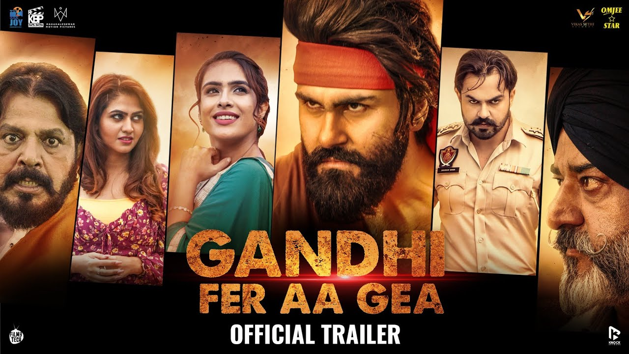 Gandhi Fer Aa Gea (2020) Punjabi Full Movie Watch Online HD Free Download