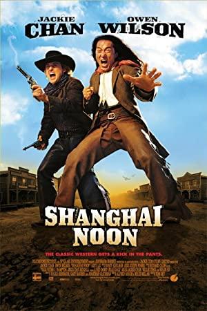 Download Shanghai Noon (2000) Dual Audio {Hindi-English}