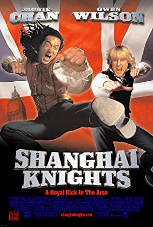 Download Shanghai Knights (2003) Dual Audio {Hindi-English}