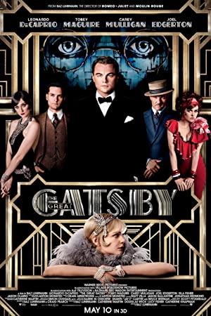Download The Great Gatsby (2013) Dual Audio {Hindi-English} BluRay 480p [400MB]    720p [1.1GB]