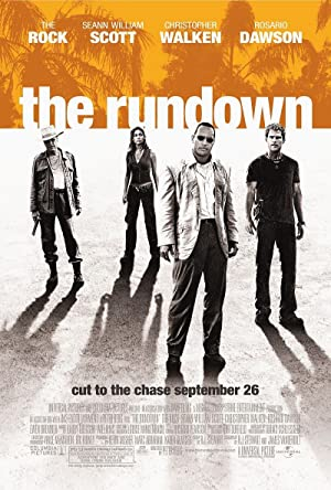 Download The Rundown (2003) Dual Audio {Hindi-English}