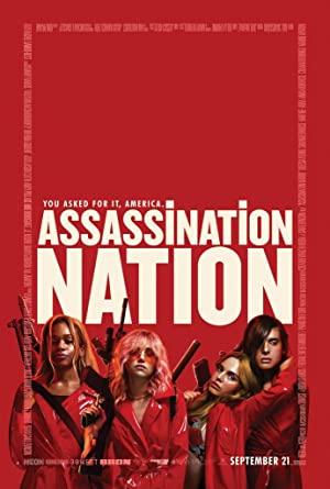 Download Assassination Nation (2018) Dual Audio {Hindi-English}
