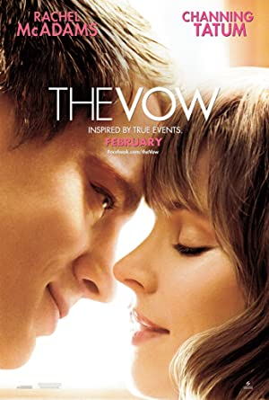 Download The Vow (2012) {English With Subtitles} BluRay 720p [750MB]