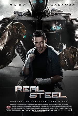 Download Real Steel (2011) Dual Audio {Hindi-English} 480p [400MB]    720p [1GB]    1080p [4.7GB]