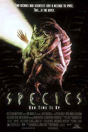 Download Species (1995) Dual Audio {Hindi-English} BluRay 480p [400MB]    720p [800MB