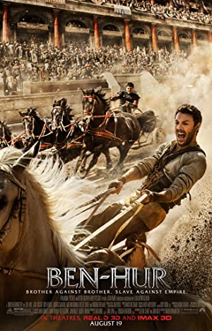Download Ben-Hur (2016) Dual Audio {Hindi-English} BluRay