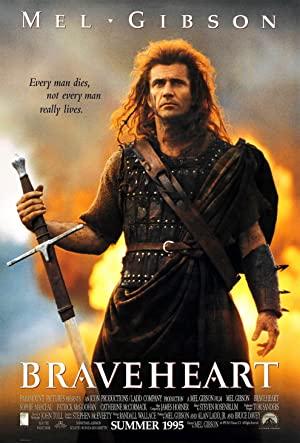 Download Braveheart (1995) Dual Audio {Hindi-English} BluRay 480p [500MB]    720p [1.3GB]
