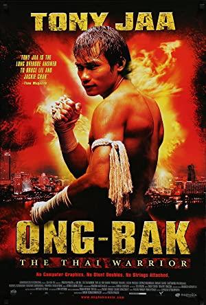 Download Ong-Bak: The Thai Warrior (2003) Dual Audio (Hindi-English) 480p [400MB]    720p [800MB]