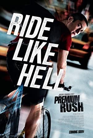 Download Premium Rush (2012) Dual Audio {Hindi-English}
