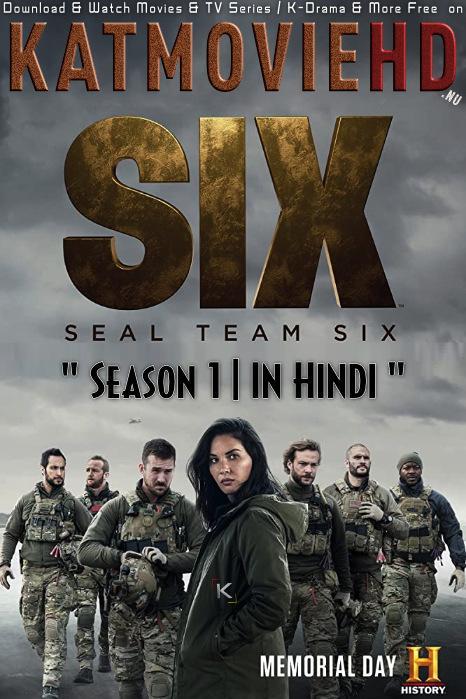 SIX (Season 1) [Hindi ORG + English] Dual Audio   BluRay 720p/480p [S01 Episodes 6 Added]