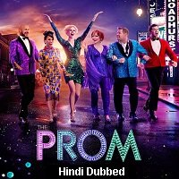 The Prom (2020) Hindi Dubbed Full Movie Watch Online HD Print Free Download