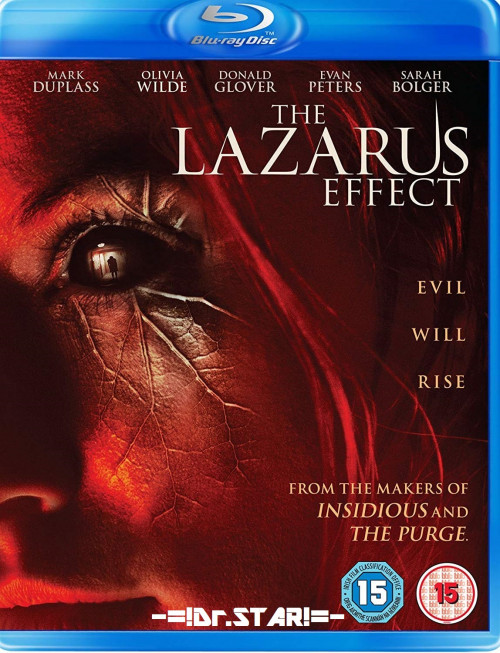 The Lazarus Effect 2015 Hindi Dual Audio 720p BluRay 740MB ESub x264