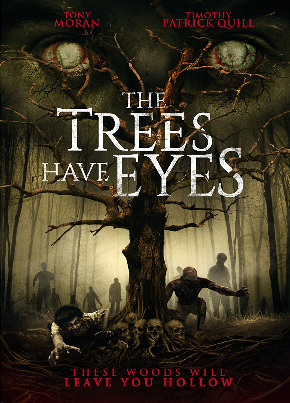 The Trees Have Eyes 2020 Hindi Dual Audio 720p DVDRip 630MB x264