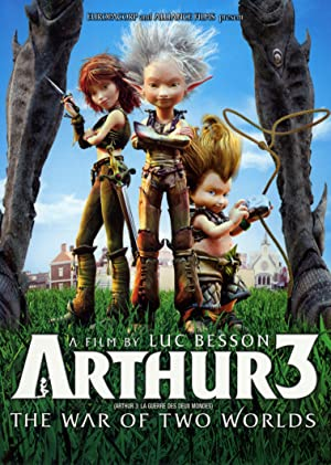 Download Arthur 3: The War of the Two Worlds (2010) Dual Audio (Hindi-English) 480p [300MB] || 720p [800MB]
