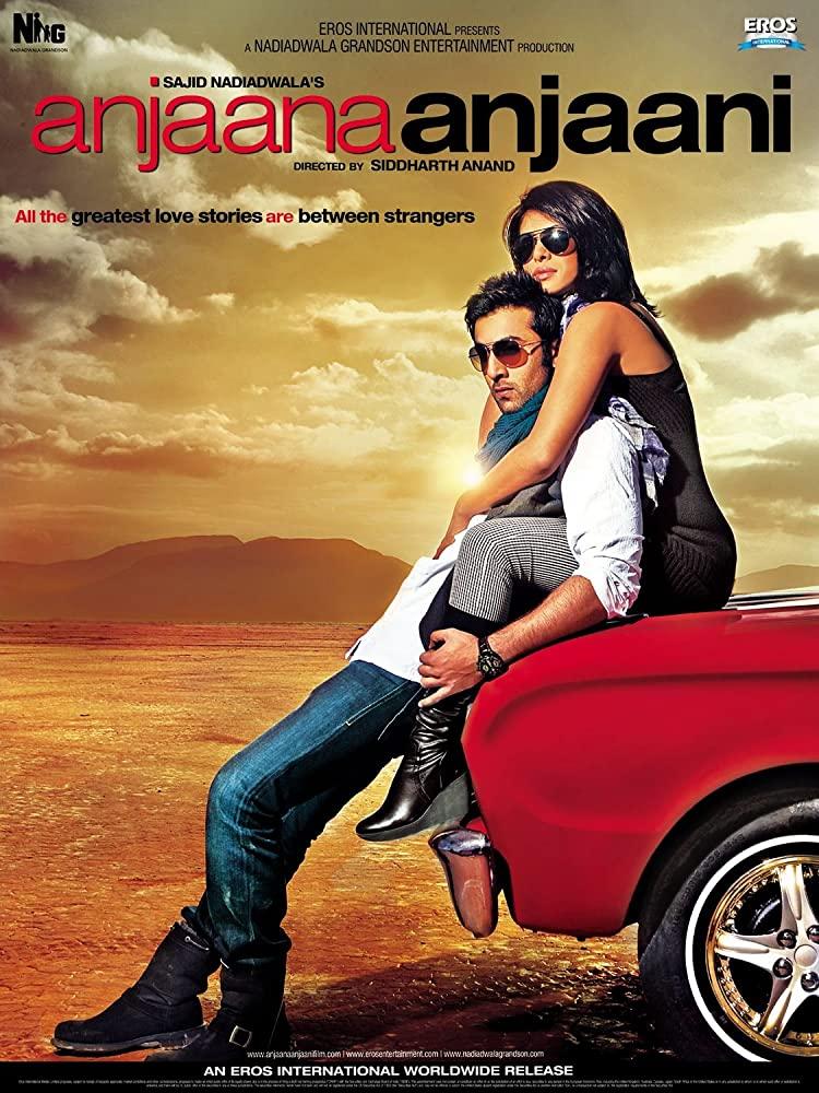 Anjaana Anjaani (2010) Hindi Movie 450MB HDRip