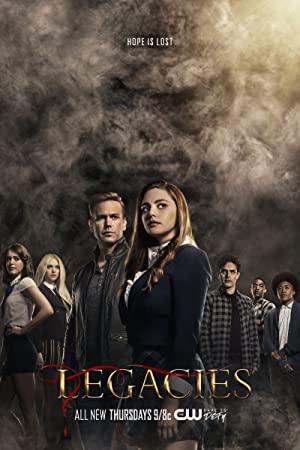 Download Legacies (Season 1 – 3) S03E01 {English With Subtitles} 720p WeB-DL HD [300MB]