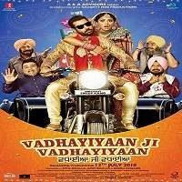 Vadhayiyaan Ji Vadhayiyaan (2018) Punjabi Full Movie Watch Online HD Free Download