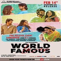 World Famous Lover (2021) Hindi Dubbed Full Movie Watch Online HD Free Download
