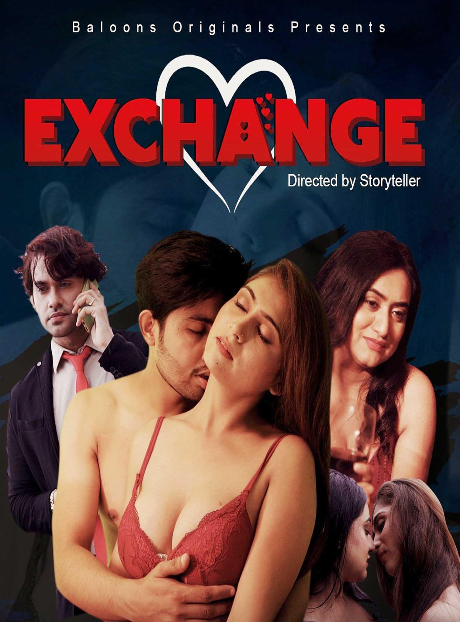 Exchange S01E01 2020 Hindi Balloons Web Series 720p WebRip 170MB Download