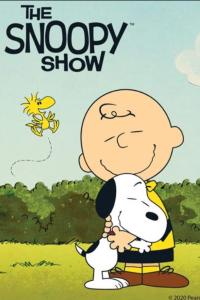 Download Apple TV+ The Snoopy Show (Season 1) Dual Audio {Hindi-English} WeB-HD 720p [170MB]