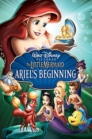 Download The Little Mermaid 3: Ariels Beginning (2008) Dual Audio (Hindi-English) 480p [270MB] || 720p [800MB]