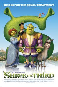 Download Shrek the Third (2007) Multi Audio {Tamil + Telugu + Hindi + Eng} || 720p [800MB]