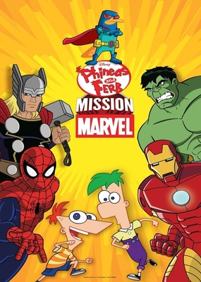 Download Phineas and Ferb Mission Marvel (2013) Dual Audio (Hindi-English) 480p [130MB] || 720p [390MB]