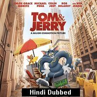 Tom and Jerry (2021) Hindi Dubbed Full Movie Watch Online HD Print Free Download