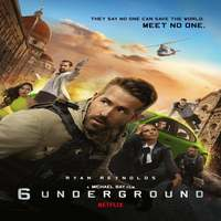 6 Underground 2019 Hindi Org Dual Audio 720p | 480p WEB-DL x264
