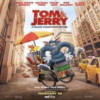Tom and Jerry 2021 Hindi Org Dual Audio 720p | 480p WEB-DL x264 Esub