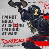 Download Netflix Daybreak (Season 1) Dual Audio {Hindi-English} WeB-HD || 720p [380MB]
