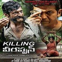 Killing Veerappan (2021) Hindi Dubbed