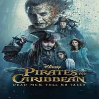 Pirates Of The Caribbean Dead Men Tell No Tales (2017) Hindi Dual Audio 720p BRRip x264