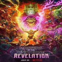 Download Masters of the Universe: Revelation (Season 1) {English-Japanese} Esubs WeB-DL 720p HEVC [150MB]
