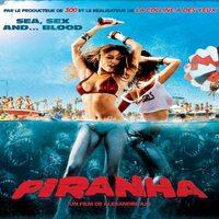 Piranha 3D 2010 Hindi Dual Audio 720p | 480p Bluray x264 Esub