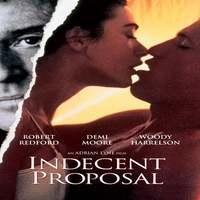 Indecent Proposal 1993 Hindi Dual Audio 720p | 480p Web-HD x264 Esub