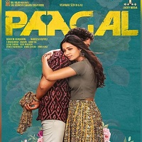 Paagal (2021) Unofficial Hindi Dubbed Full Movie Watch Online HD Print Free Download